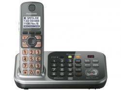 Panasonic KX-TG7741S one handset cordless phone 220-240 volts 50/60 hz
