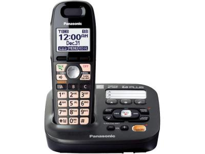 Panasonic KX-TG6591T one handset cordless phone  220-240 volts 50/60 hz