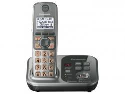 Panasonic KX-TG7731S one handset cordless phone 220-240 volts 50/60 hz
