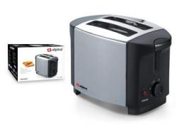 Alpina 2 Toaster Slice Stainless Steel Toaster 220-240 Volt