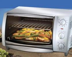 Large Size Oster Toaster Oven with broiler
