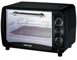 Black and Decker TR55 Oven 50 Hertz 220-240 Volts
