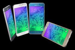 Samsung Galaxy Alpha G850F 4G Phone 32GB Unlock