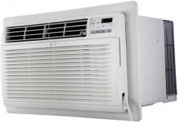 LG LT1234HNR Through The Wall AC Heating/11,500 BTU Cooling w/ Remote FACTORY REFURBISHED (ONLY FOR USA )