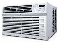 LG LWHD8000R 8,000 BTU WINDOW AIR CONDITIONER WITH REMOTE FACTORY REFURBISHED (FOR USA)