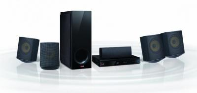 LG BH6730S 1000 Watt 3D Home Theater System W/ Bluetooth, Wi-Fi FACTORY REFURBISHED FOR USA