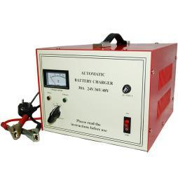 Multistar MSBC0095 Automatic Voltage Battery Charger  220-240 Volt/ 50-60 Hz