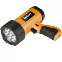 Defort (Germany) Flood Lights DE-DDL60 Super lightweight flashlight 220-240 Volt/ 50 Hz,