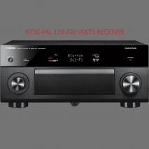 Yamaha RXA3030D 4 ZONES A/V RECEIVER NTSC PAL- 110-220 volts