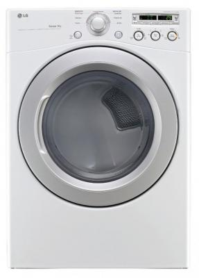 LG DLE3050W 7.3 cu. ft. Ultra Large Capacity Electric Dryer with Sensor Dry FACTORY REFURBISHED (ONLY FOR USA)