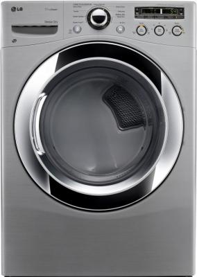 LG DLEX3250V 7.3 Cu. Ft. Electric Steam Dryer, Sensor Dry in Graphite Steel FACTORY REFURBISHED (FOR USA)