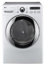 LG DLEX3250W 7.3 cu. ft. Steam Electric Front Load Steam Dryer w/ Steam Sanitary FACTORY REFURBISHED (FOR USA)