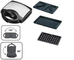 DEAWOO DSM-9790 Sandwich Maker Detacheble Plates 220V