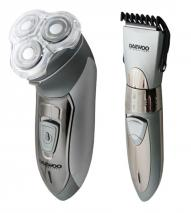 Deawoo DHC-2122 2-IN-1 Grooming Set 220V