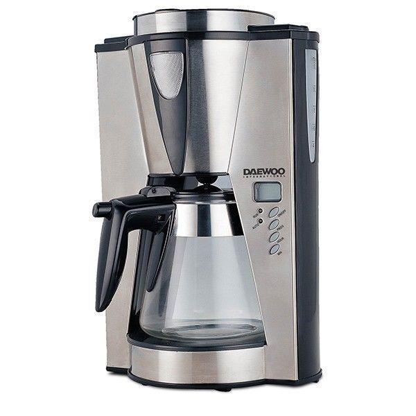 Daewoo Dcm1875 Coffee Maker 220 Volts 220 Volts