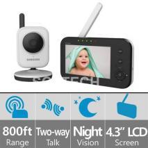 Samsung SEW-3040 - Samsung Video Baby Monitor