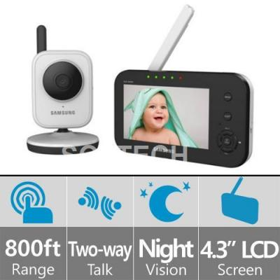 Samsung SEW-3040 - Samsung Video Baby Monitor