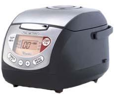 EWI TMRC6741MPG Rice Cooker 220-240 Volt/ 50 Hz, Not for USA