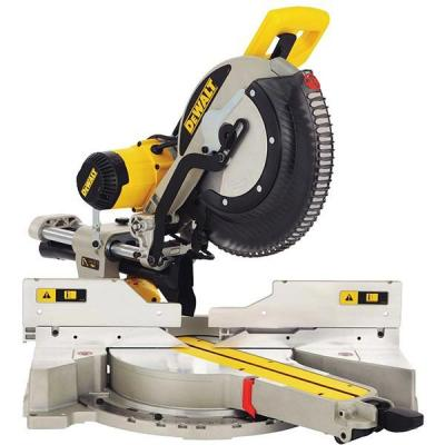 DeWalt DWS780-QS 305mm Double Bevel Miter Saw 220V