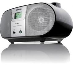 Toshiba TX-CRM10 CD radio Player 220 volts