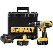 DeWalt 14.4V 1/2 Inch XRP Drill/Driver Kit 220V