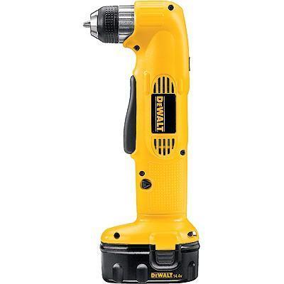Dewalt 14.4V 3/8 Inch Right Angle Drill Kit  220V