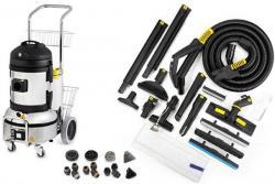 INT-Professional Steam Vacuum Cleaner 220 Volt/ 50 Hz