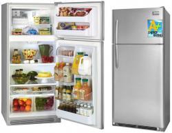 Frigidaire MRTG20V8PS North American Top Mount Refrigerator 220-240 Volts/ 50-60 Hz