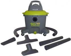 EWI KBWD16K Wet/ Dry Heavy Duty Vacuum Cleaner 220-240 Volt/ 50-60 Hz