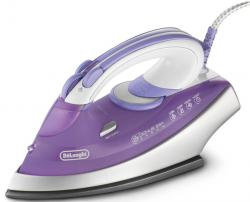 Delonghi DEFXN24A CYGNUS Dry Steam Iron 220-240 Volt/ 50-60 Hz