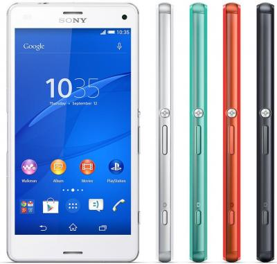 Sony D5833 Xperia Z3 Compact Unlocked GSM Smartphone