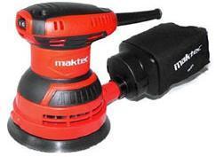 Maktec by Makita MT924 Orbit Sander 220-240 Volt/ 50-60 Hz