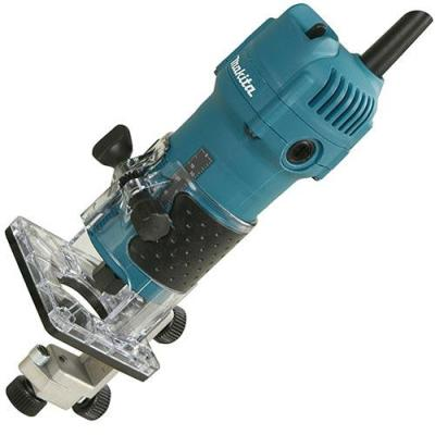 Makita 3709 Laminate Trimmer for 220-240 Volt/ 50 Hz