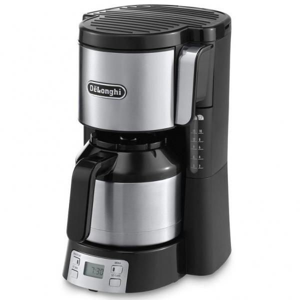 Delonghi DEICM15750 Coffee Maker 220-240Volt/ 50-60 Hz, 220 Volts Appliances, 110-220