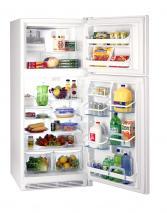 Frigidaire GLTQ23V7GW 23 cu.ft   Top Mount Refrigerators 220-240 Volt, 50-60 Hz