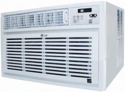 LG LW2412ER 24,000 BTU Window Air Conditioner with Remote FACTORY REFURBISHED (FOR USA)