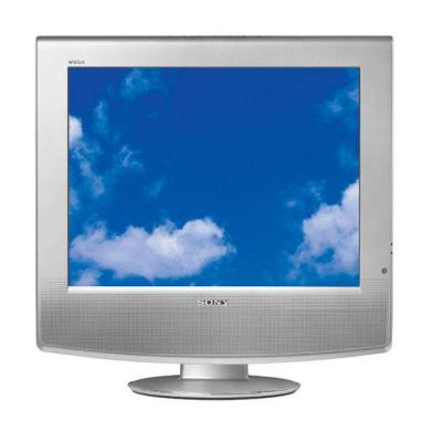 SONY 20G10 Multi System LCD TV 110-220 volts