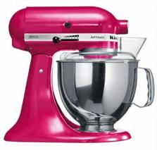 KitchenAid 5KSM150PSERI Artisan (Rasberry Ice) FOR 220 VOLTS