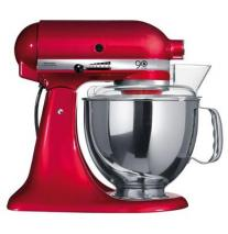 KITCHENAID 5KSM150PSECA ARTISAN (Candy Apple) FOR 220 VOLTS