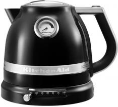 KitchenAid 5KEK1522EOB Kettle Artisan onyx black 1,5 litre 220 volts