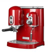 KitchenAid Artisan 5KES2102EER Espresso Machine 220 volts Empire Red