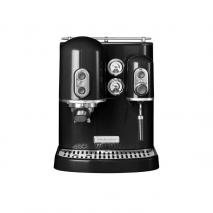 KitchenAid Artisan 5KES2102EOB Onyx Black - Espresso Machine 220 volts