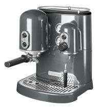 KitchenAid Artisan 5KES2102EMS Medallion Silver - Espresso Machine 220 volts