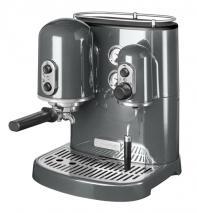 KitchenAid Artisan 5KES2102EMS Medallion Silver - Espresso Machine 220 volts