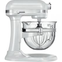 KitchenAid 5KSM6521XEFP Stand mixer ARTISAN 6.0 l with bowl-lift, frosted pearl 220 volts