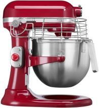 KitchenAid 5KSM7990XEER PROFESSIONAL Stand Mixer 1.3 HP empire red 220 volts