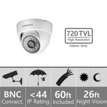 Samsung SDC-7310DCN 960H Indoor Dome Camera BNC 110-220 volts