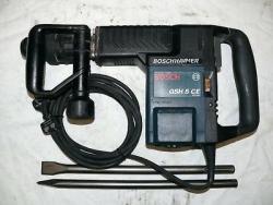 Bosch GSH5 Professional Demolition Hammer 220-240 Volt/50 Hz