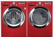 LG WT1701CW, DLEY1701W Front Control Washer & Dryer Set FACTORY REFURBISHED (ONLY FOR USA)
