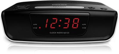 Phlips AJ3123  Clock Radio 220 volts